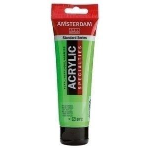 Talens Amsterdam Amsterdam acrylverf 120 ml reflexgroen 672