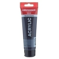 Amsterdam Acrylverf 120 ml nr 708 Paynesgrijs