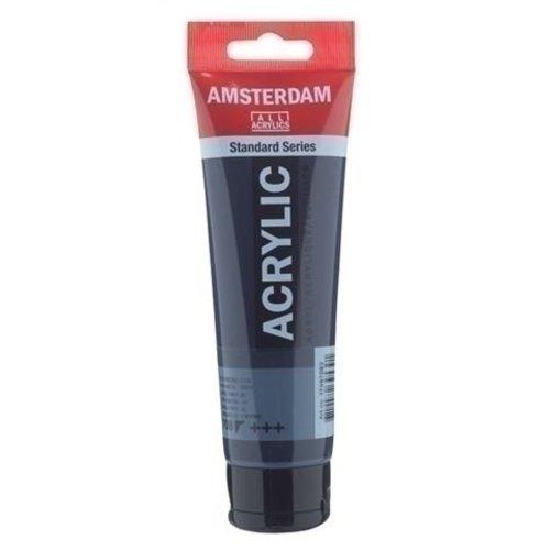 Talens Amsterdam Amsterdam Acrylverf 120 ml nr 708 Paynesgrijs