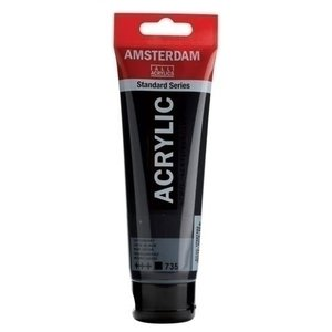 Talens Amsterdam Amsterdam Acrylverf 120 ml nr 735 Oxydezwart