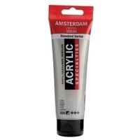 Amsterdam Acrylverf 120 ml nr 800 Zilver