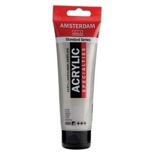 Talens Amsterdam Amsterdam Acrylverf 120 ml nr 800 Zilver