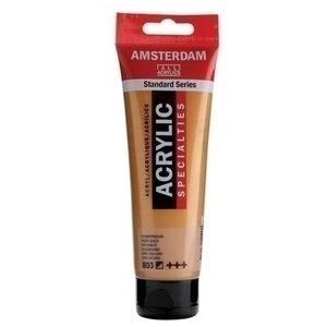 Talens  Amsterdam Acrylverf 120 ml nr 803 Donkergoud