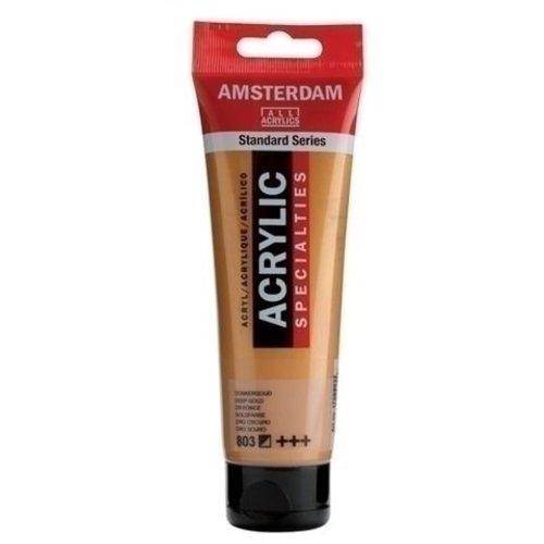 Talens Amsterdam Amsterdam Acrylverf 120 ml nr 803 Donkergoud