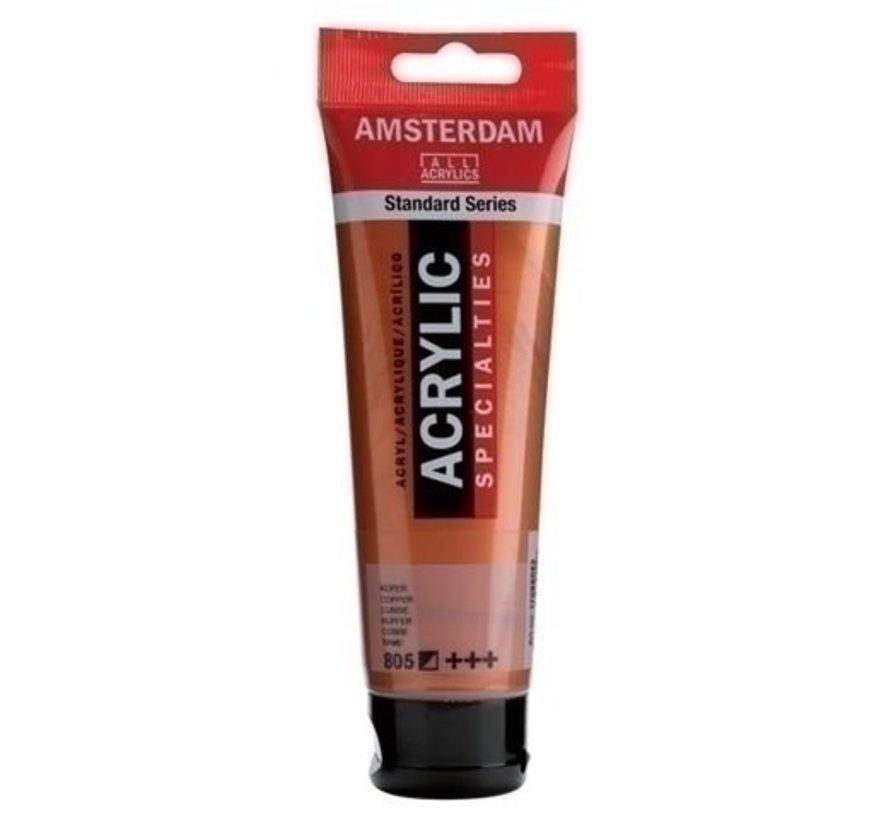 Amsterdam Acrylverf 120 ml nr 805 Koper