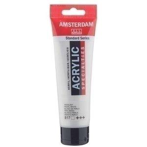 Talens  Amsterdam Acrylverf 120 ml nr 817 Parelwit