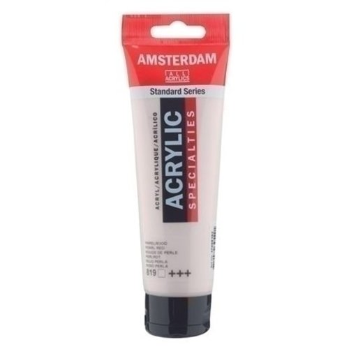 Talens  Amsterdam Acrylverf 120 ml nr 819 Parelrood