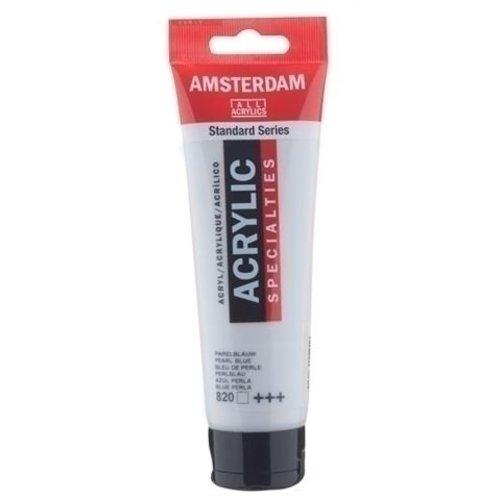 Talens Amsterdam Amsterdam Acrylverf 120 ml nr 820 Parelblauw