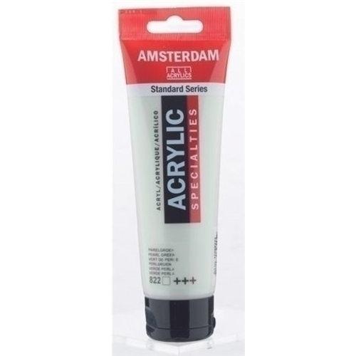Talens  Amsterdam Acrylverf 120 ml nr 822 Parelgroen