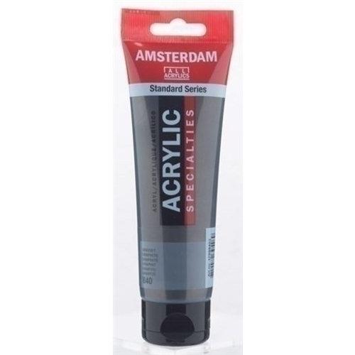 Talens Amsterdam Amsterdam Acrylverf 120 ml nr 840 Grafiet