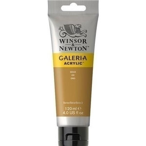 Winsor & Newton Galeria Acrylverf Metallic Gold 283 120 ML