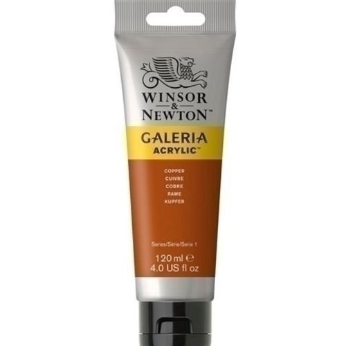 Winsor & Newton Galeria Acrylverf Copper 214 120 ML