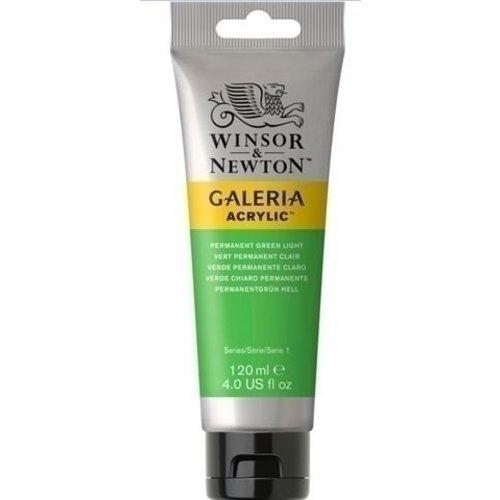 Winsor & Newton Galeria Acrylverf Permanent Green Light 483 120 ml