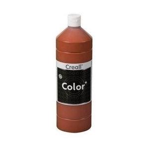 Creall Creall Color Plakkaatverf Lichtbruin 1000 ml