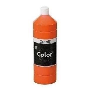 Creall Creall Color Plakkaatverf Oranje 1000 ml