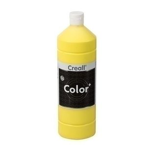 Creall Creall Color Plakkaatverf Lichtgeel 1000 ml