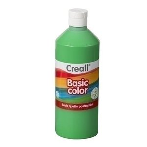 Creall Creall Plakkaatverf groen 500 ml