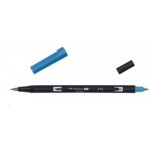 Tombow Tombow ABT dual brush pen reflex blue ABT-493