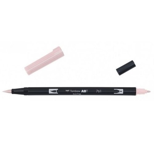 Tombow Tombow ABT dual brush pen carnation ABT-761