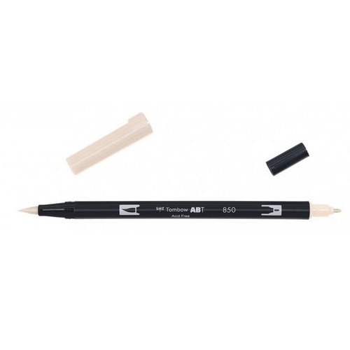 Tombow Tombow ABT dual brush pen flesh ABT-850