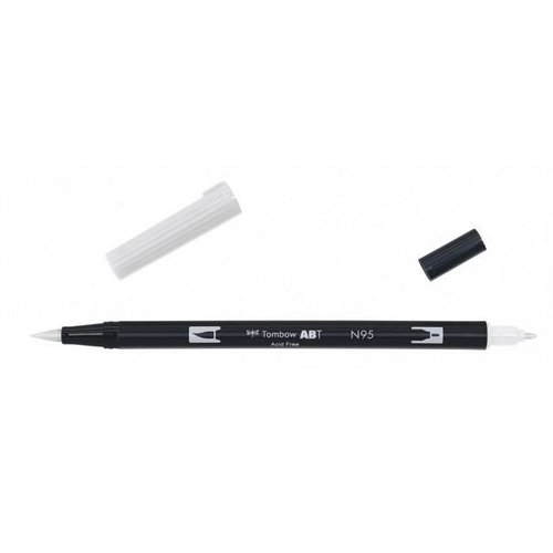 Tombow Tombow ABT dual brush pen cool grey 1 ABT-N95