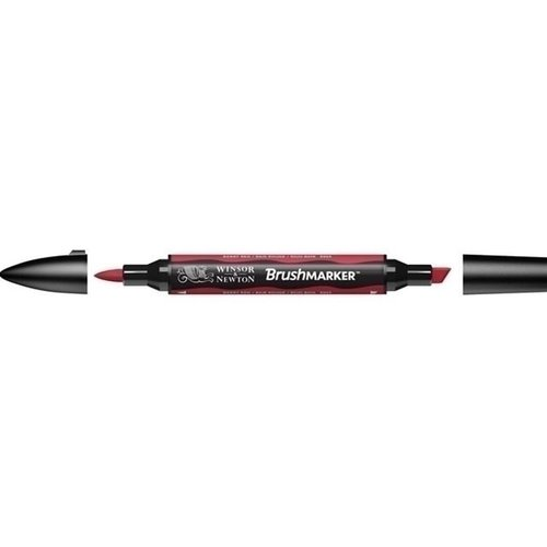 Winsor & Newton Winsor and Newton BrushMarker Berry Red R665