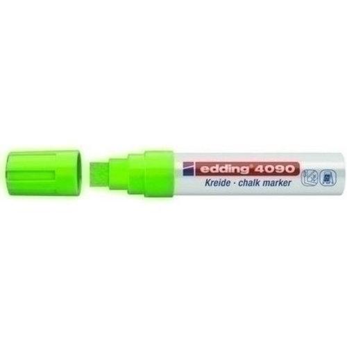 Edding Edding krijtmarker 4090 Lichtgroen 011 4-15 mm