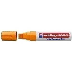 Edding Edding krijtmarker 4090 Neon Oranje 066 4-15 mm