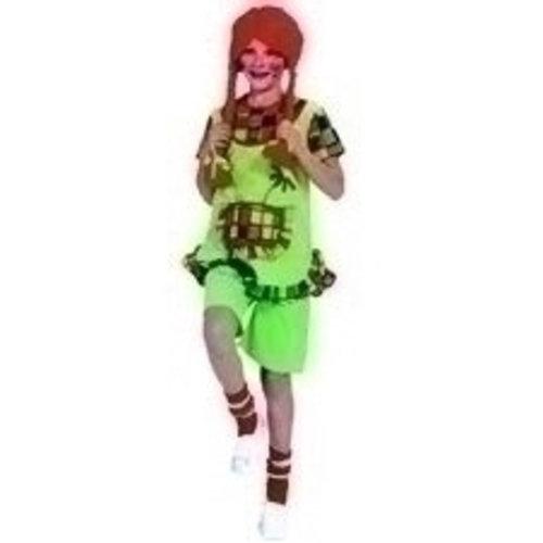 Verkleedkleding Pippi Langkous maat 104