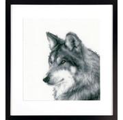 Vervaco Vervaco Telpakket Wolf 0149789