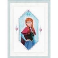 Walt Disney Borduurpakket Princess Anna 0167299