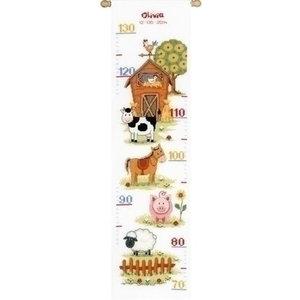Vervaco Borduren groeimeter Op de boerderij 0148150
