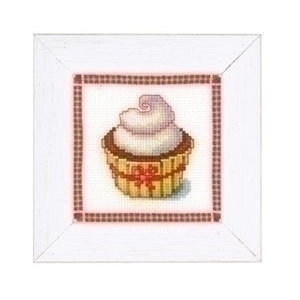 Vervaco Borduurpakket Cupcake 0011479