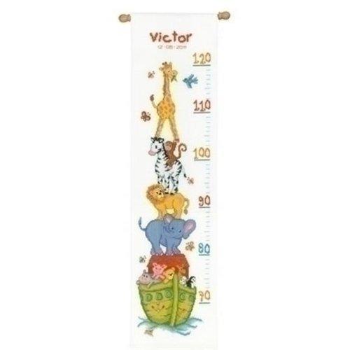 Vervaco Vervaco groeimeter Ark van Noach 0011807