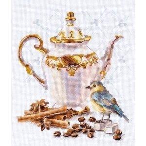 Alisa Alisa Borduurpakket Coffee Connoisseur S5-21