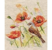 Alisa Borduurpakket Little Bird 1 S1-25