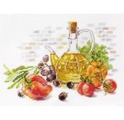 Alisa borduurpakket Olive Still Life S5-20
