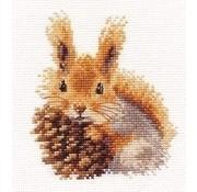 Alisa borduurpakket eekhoorn 00-173
