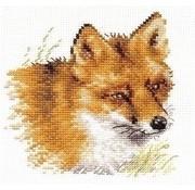 Alisa borduurpakket Fox 01-028