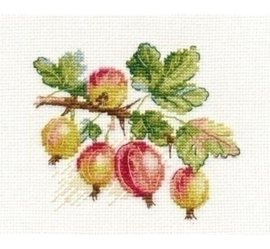 Alisa Borduurpakket Gooseberry al-00-142