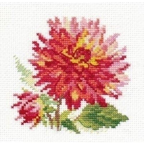 Alisa Alisa borduurpakket Dahlia al-00-139