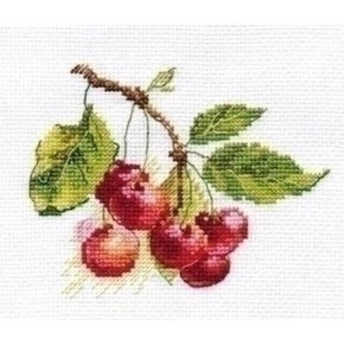 Alisa Alisa borduurpakket Cherry al-00-140
