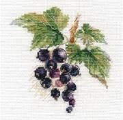 Alisa borduurpakket Blackcurrant al-00-141