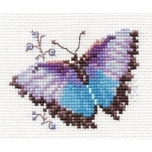 Alisa Alisa Bright Butterfly Blue al-00-149