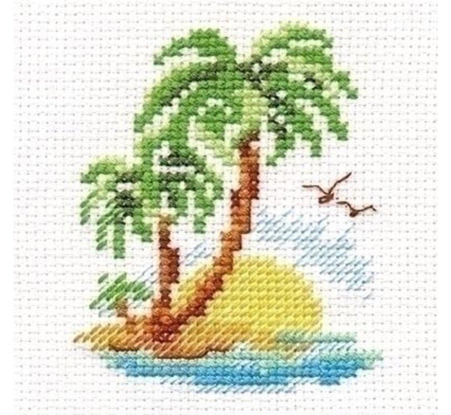 Alisa Palm Island al-00-155