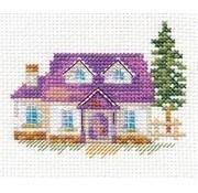 Alisa borduurpakket House on the Hill al-00-153