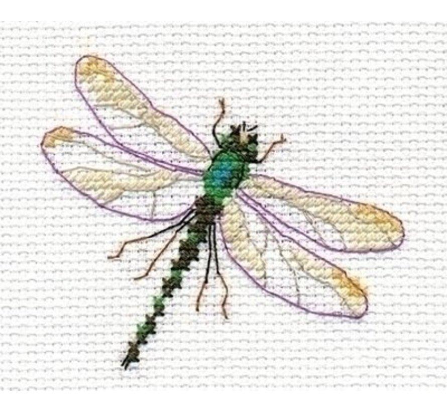Alisa borduurpakket Dragonfly al-00-161