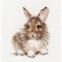 Alisa borduurpakket Rabbit al-00-170
