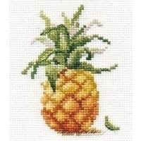 Alisa borduurpakket Pineapple al-00-165