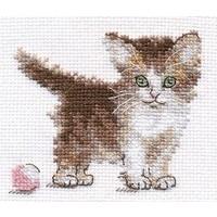 Alisa borduurpakket Little Kitty al-00-169